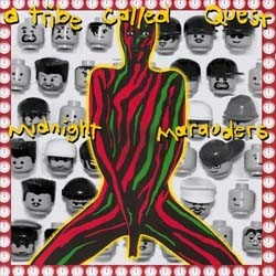 A Tribe Called Quest - Midnight Marauders CD - 1241414902