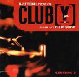 Dj Fresh Presents Club Y II CD - CDBDP 005