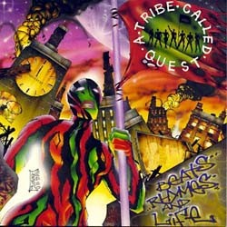 A Tribe Called Quest - Beats, Rhymes & Life CD - 01241415872