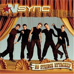 'N Sync - No Strings Attached CD - 01241417022