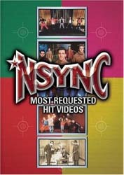'N Sync - Most Requested Hit Videos DVD - 01241418409