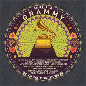 2011 Grammy Nominees CD - CDBSP3246