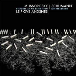 Leif Ove Andsnes - Mussorgsky: Pictures Reframed CD - CDC 6983602