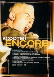 Scooter - Encore - The Whole Story DVD - 0139458 STU