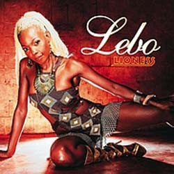 Lebo - Lioness CD - CDCCP2 059