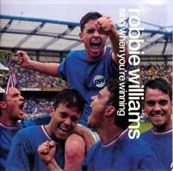 Robbie Williams - Swing When You're Winning CD - CDCHR 176