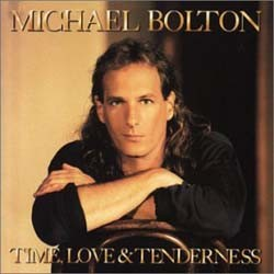 Michael Bolton - Time, Love And Tenderness CD - CDCOL3363