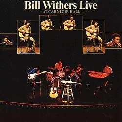 Bill Withers - Live At The Carnegie Hall CD - CDCOL5483