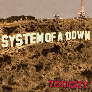 System Of A Down - Toxicity CD - CDCOL6318