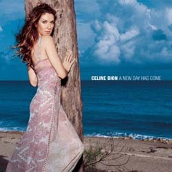 Céline Dion - A New Day Has Come CD - CDCOL6371