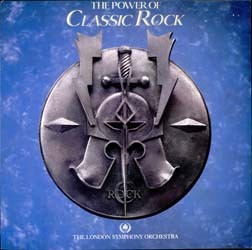 London Symphony Orchestra - The Power Of Classic Rock CD - CDCOL6685