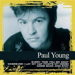 Paul Young - Collections CD - CDCOL7040