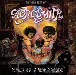 Aerosmith - Devil's Got A New Disguise: Very Best Of CD - CDCOL7096