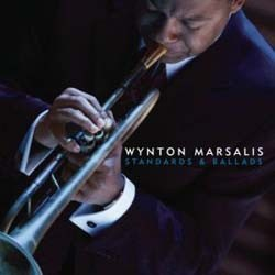 Wynton Marsalis - Standards And Ballads CD - CDCOL7139