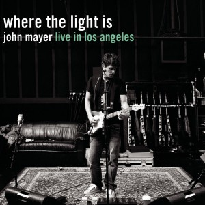 John Mayer - Where The Light Is: Live In Los Angeles CD - CDCOL7155