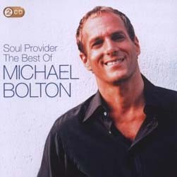 Michael Bolton - The Soul Provider: The Best Of CD - CDCOL7204