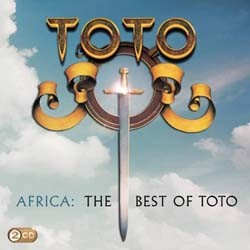 Toto - Africa:The Best Of CD - CDCOL7234