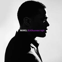 Maxwell - Black Summer's Night (Deluxe Ed) CD+DVD - CDCOL7236