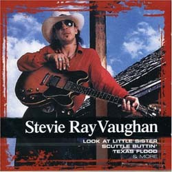 Stevie Ray Vaughan - Collections CD - CDCOL7270