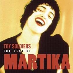 Martika - Best Of: Toy Soldiers CD - CDCOL7357