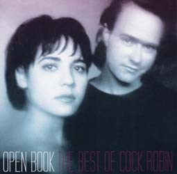Cock Robin - Open Book: The Best Of CD - CDCOL7383
