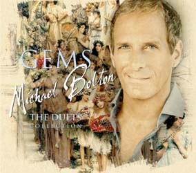 Michael Bolton - Gems: The Duets Collection CD - CDCOL7404
