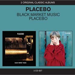 Placebo - 2 For 1 Series: Black Market Music And Placebo CD - CDDBLD 023