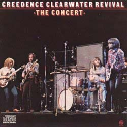 Creedence Clearwater Revival - The Concert CD - 00252 1845012