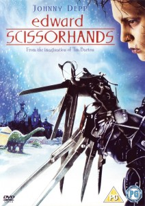 Edward Scissorhands DVD - 01867 DVDF