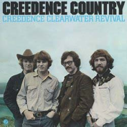 Creedence Clearwater Revival - Creedence Country CD - 00252 1845092
