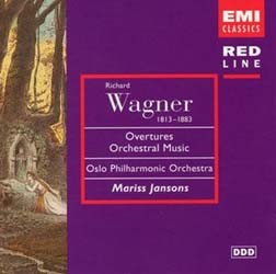 Mariss Jansons - Wagner:Overtures And Prelu CD - CDE 5869962