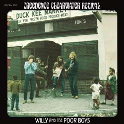 Creedence Clearwater Revival - Willy And The Poor Boys CD - 00252 1845152