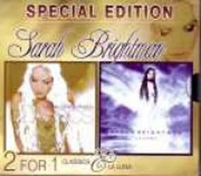 Sarah Brightman - Classics/La Luna Box Set CD - CDELJBOXD 002
