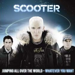 Scooter - Jumping All Over The World - Whatever You Want CD+DVD - 0193298STU