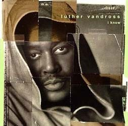 Luther Vandross - I Know CD - CDEMCJ 5765