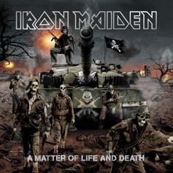 Iron Maiden - A Matter Of Life And Death CD - CDEMCJ 6322