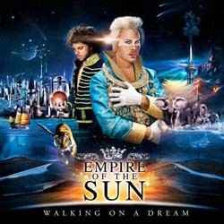 Empire Of The Sun - Walking On A Dream CD - CDEMCJ 6536