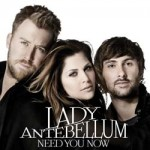 Lady Antebellum - Need You Now [Pop Mix] CD - CDEMCJ 6589