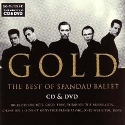 Spandau Ballet - Gold: Very Best Of Cd + Dvd CD - CDEMCJD 6587