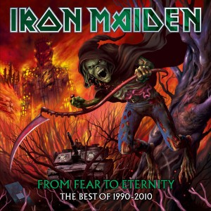 Iron Maiden - From Fear To Eternity (The Best of 1990-2010) CD - CDEMCJD 6623