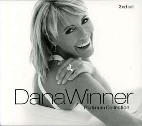 Dana Winner - Platinum Collection CD - CDEMCJT 6410