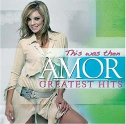 Amor Vittone - This Was Then - Greatest Hits CD - CDEMIM 336