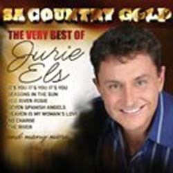 Jurie Els - SA Country Gold CD - CDEMIM 421