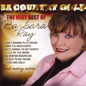 Barbara Ray - SA Country Gold (The Very Best of) CD - CDEMIM 423