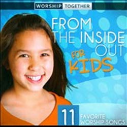 Worship Together - From The Inside Out For Kids (1Cd) CD - CDEMIM 444
