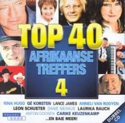 Top 40 Afrikaanse Treffers 4 CD - CDEMIMD 303