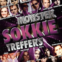 Monster Sokkie Treffers CD - CDEMIMD 377