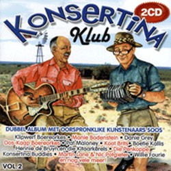 Konsertina Klub Vol. 2 CD - CDEMIMD 380