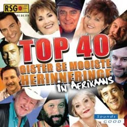Top 40 Heriniringe In Afrikaans CD - CDEMIMD 397