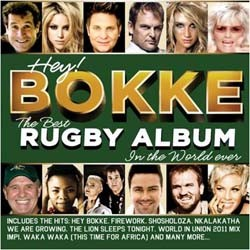 Hey! Bokke-The Best Rugby Album In The World Ever.. CD - CDEMIMD 441